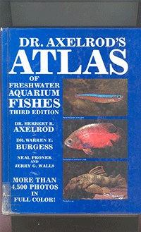 Atlas of fresh Water Aquarium Fish3-1